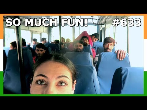 INDIAN BUS TRAVEL LEH LADAKH DAY 633 | TRAVEL VLOG IV