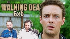 "The Walking Dead Season 6 Episode 5 Reaction ""Now"""