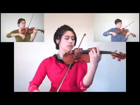 Star Trek: The Original Series ~ Theme (violin)