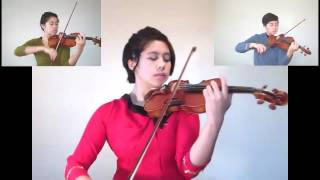 Star Trek: The Original Series ~ Theme (violin)