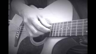Yêu trong mộng mơ- Guitar cover Hiếu Quickstick