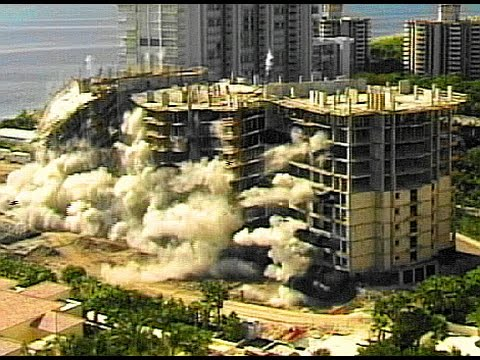 Ocean Tower One Condominiums - Controlled Demolition, Inc.