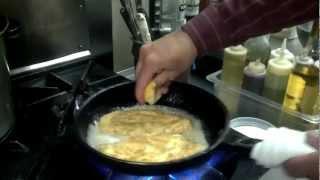 Chef Matt Makes Chicken Francaise