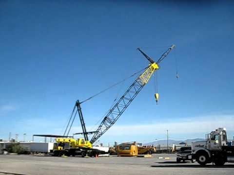 TransWorld SL400 Lattice-Boom Truck Crane