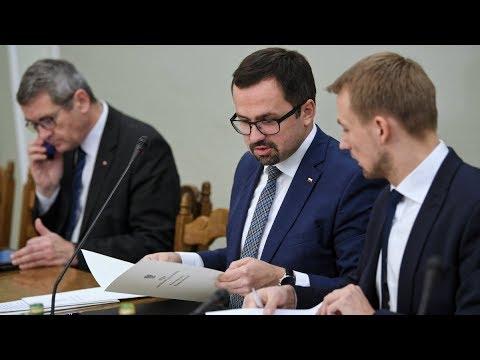Komisja ds. VAT | Przesłuchanie Sławomira Siwego, przewodniczącego ZW Celnicy P