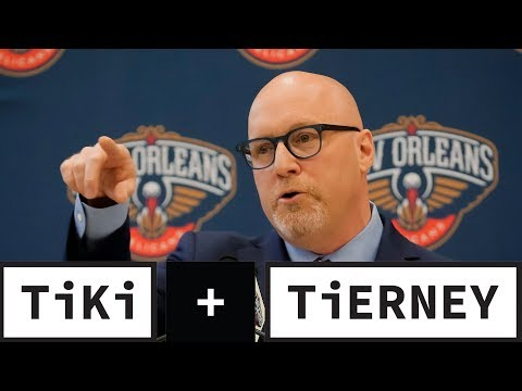 David Griffin Was 'Miserable' Building Roster Around LeBron With Cavs   Tiki + Tierney