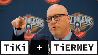 David Griffin Was 'Miserable' Building Roster Around LeBron With Cavs | Tiki + Tierney
