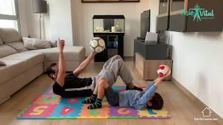 Pilates en Casa - Rutina para Niños con Hugo /2