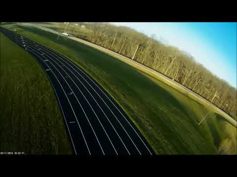 250 Fpv Quadcopter Free Fly Youtube