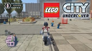 LEGO City Undercover - Lego City Bank Robbery Gameplay Walkthrough part 12 (PC)