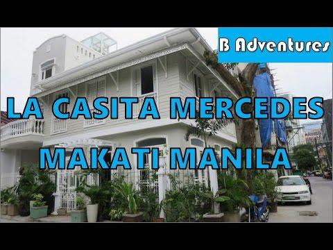 Makati Manila: La Casita Mercedes B&B Hotel, Philippines S2 Ep39