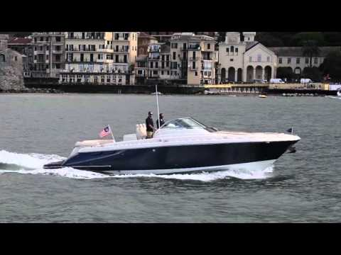 Chris-Craft Launch 36 review - Motor Boat & Yachting - YouTube