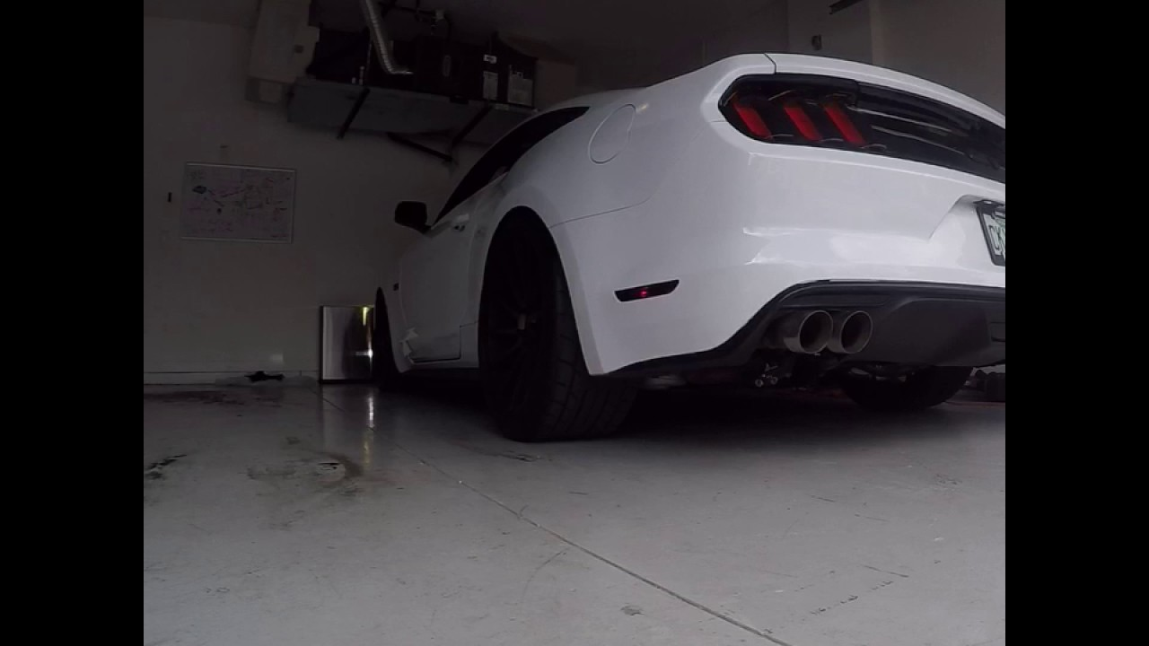 2016 mustang gt Bama performance ghost cam tune