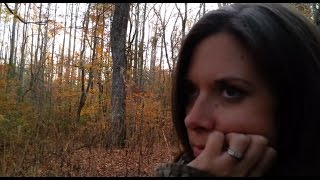 Deer Hunting with my Bride & Personalized Mexican Food