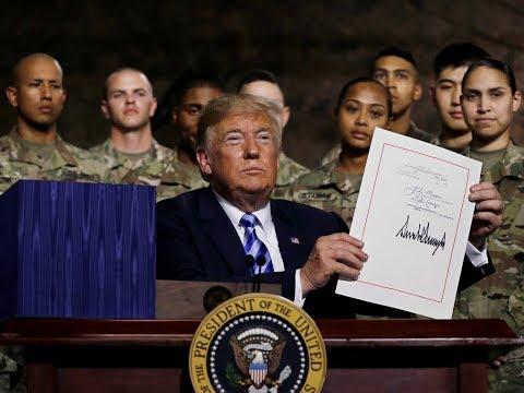 《石涛聚焦》「美国2020国防预算法案」中共国是最大重点 确保香港自治地位 维护台湾 禁止中共国列车与大客车