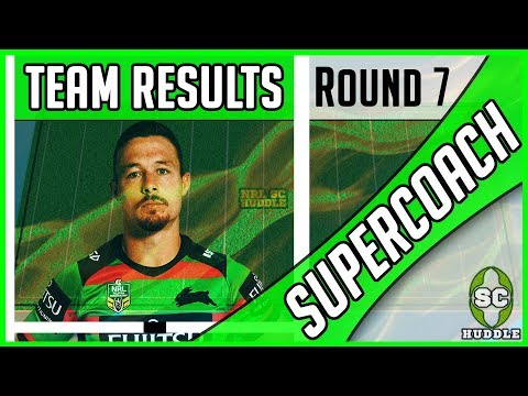 DAMIEN IS COOKING!!! | Round 7 Results | NRL SUPERCOACH 2018