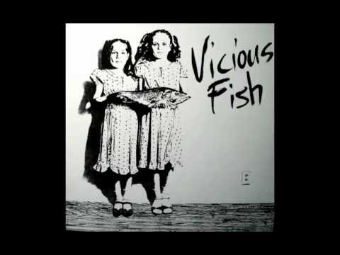 Vicious Fish - Not Fade Away (The Crickets Cover)