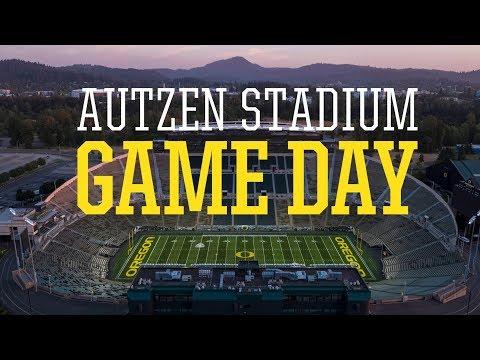 Autzen Stadium Gameday Tour