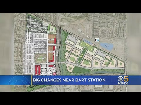 Soon-To-Come Berryessa BART Station Sparks $2.5B Neighborhood Transformation