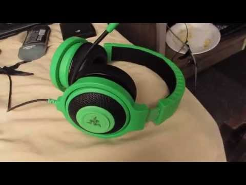 Kraken Headset Mic Not Working SOLVED ( SIMPLE)