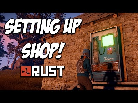 RUST | SETTING UP SHOP! The Duo Series Feat. Max Mears - S5-E2