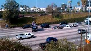 101 Freeway... Imperial Stars 101fwy & Sunset Blvd...
