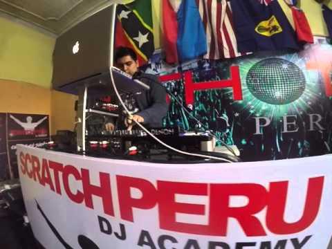 DJ CALDERON = SCRATCH PERU DJ ACADEMY