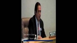 San Benito County Supervisor Jaime De La Cruz loses his cool