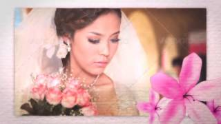 Beautiful Wedding Photo Slideshow & Background Music