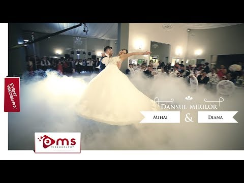 Dansul mirilor | MIHAI & DIANA | Vals - Smiley & Feli | oMs event videography