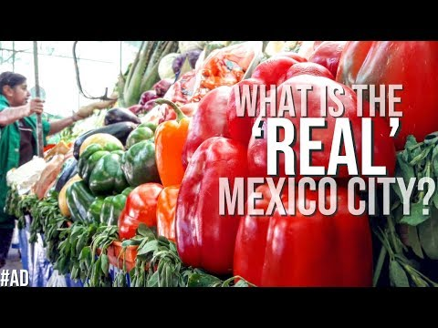 🇲🇽WHAT Is The 'REAL' MEXICO CITY? | SHOPPING Like A CHILANGO And Cooking AUTHENTIC MEXICAN FOOD!