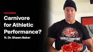 Carnivore Diet: The Improved Performance Case ft. Dr. Shawn Baker || #95
