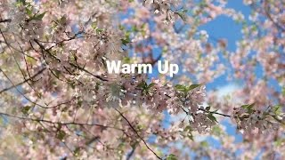 "Warm Up - from ""Music for Ballet Class Vol.3 - with a Jazz twist"" - original ballet class music"