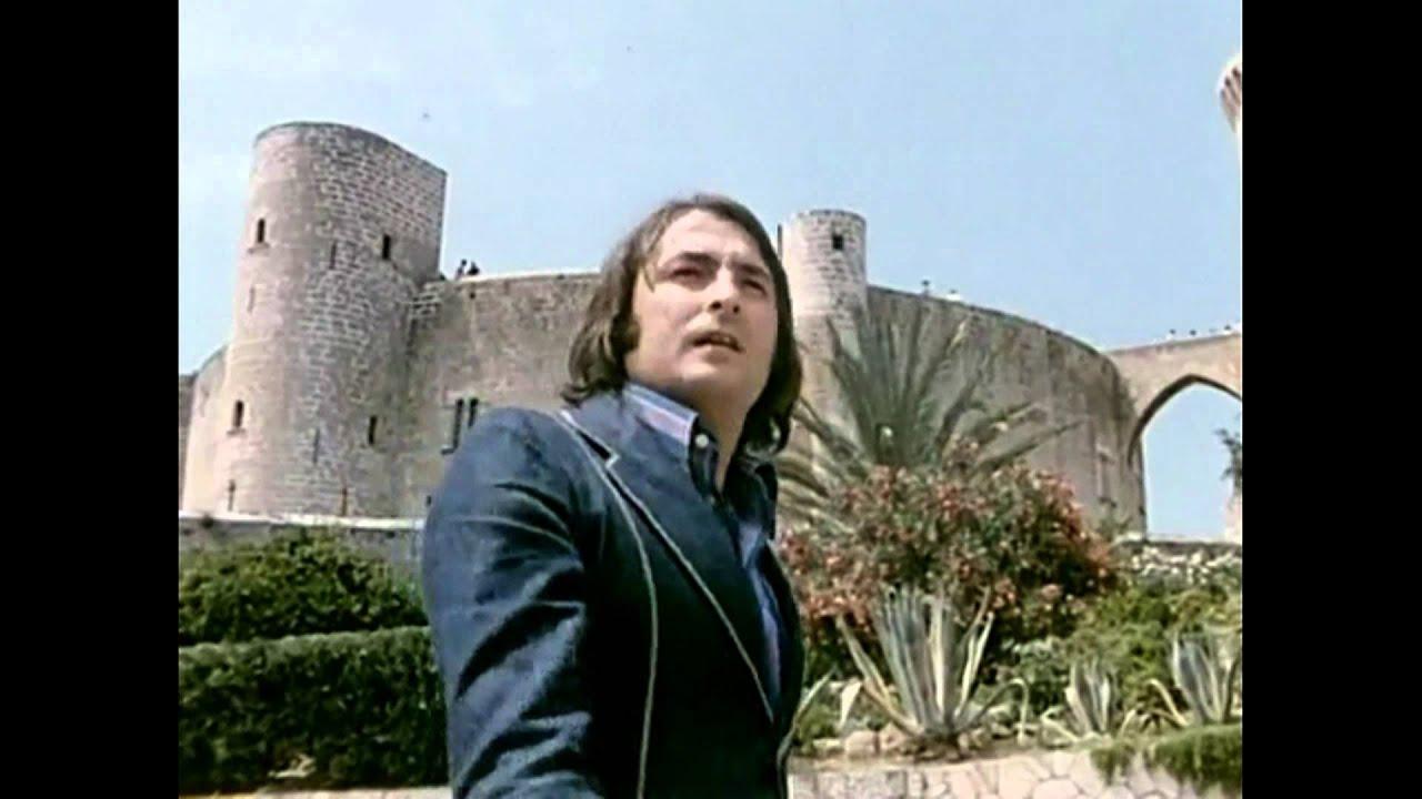 Nino Bravo Un Beso Y Una Flor 1972 Clip Youtube