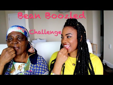SERIOUSLY FUNNY BEAN BOOZLED CHALLENGE ! AFRICAN Edition 2017! Must Watch!!