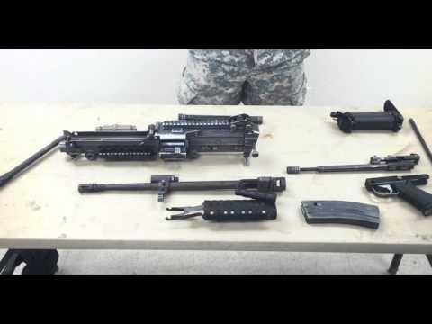 EIB: M249 SAW Machine Gun [Walk/Talk Speed]