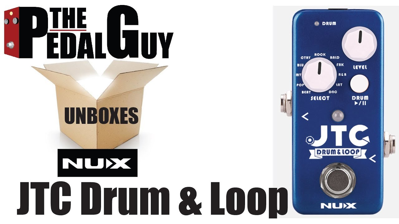 Back To Search Resultssports & Entertainment Guitar Parts & Accessories Nux Ndl-2 Jtc Drum Loop Guitar Effect Pedal Looper 6 Minutes Recording Time 10 Drum Rhythms Smart Tap Tempo Drum Machine