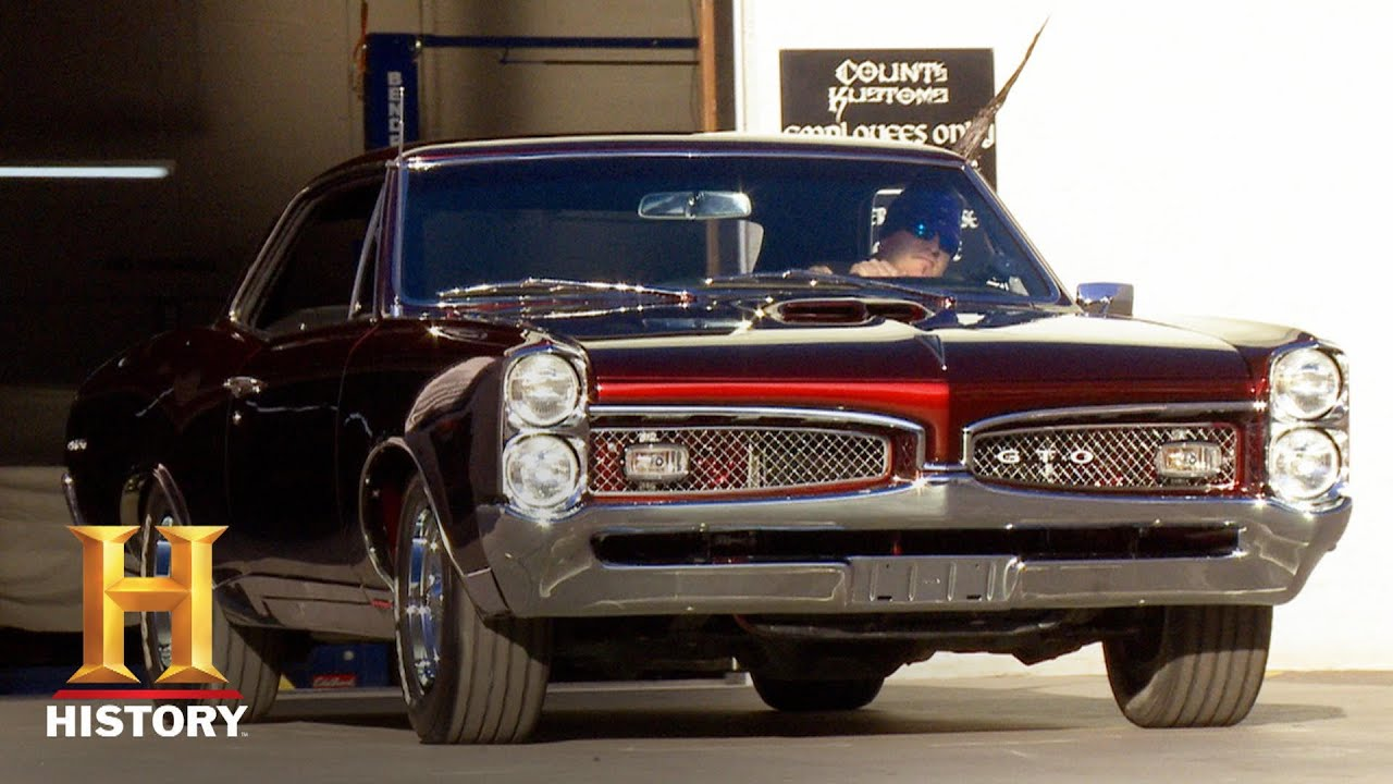 Download Counting Cars: Danny's Gorgeous 1967 GTO (Season 3)   History