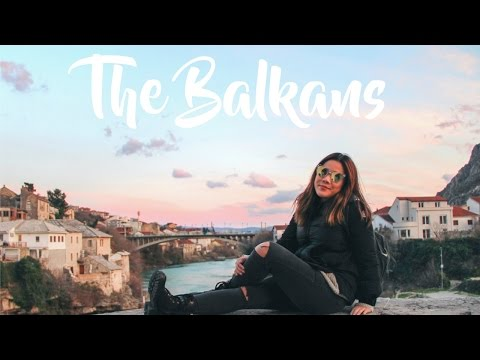 BOSNIA & HERZEGOVINA TRAVEL DIARY ♥