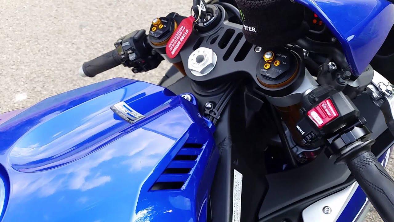 Yamaha R1 2015 Full Titanium Akrapovic System