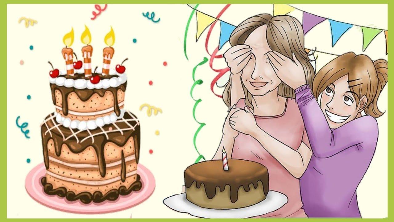 Story Short Stories For Kids The Birthday Cake
