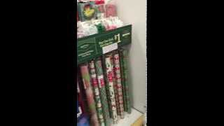 Hallmark Christmas Wrapping Paper Supplies