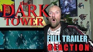 The Dark Tower - Trailer - Reaction