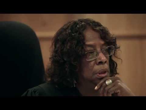 Judge Patricia Clark in Tough Love the Documentary