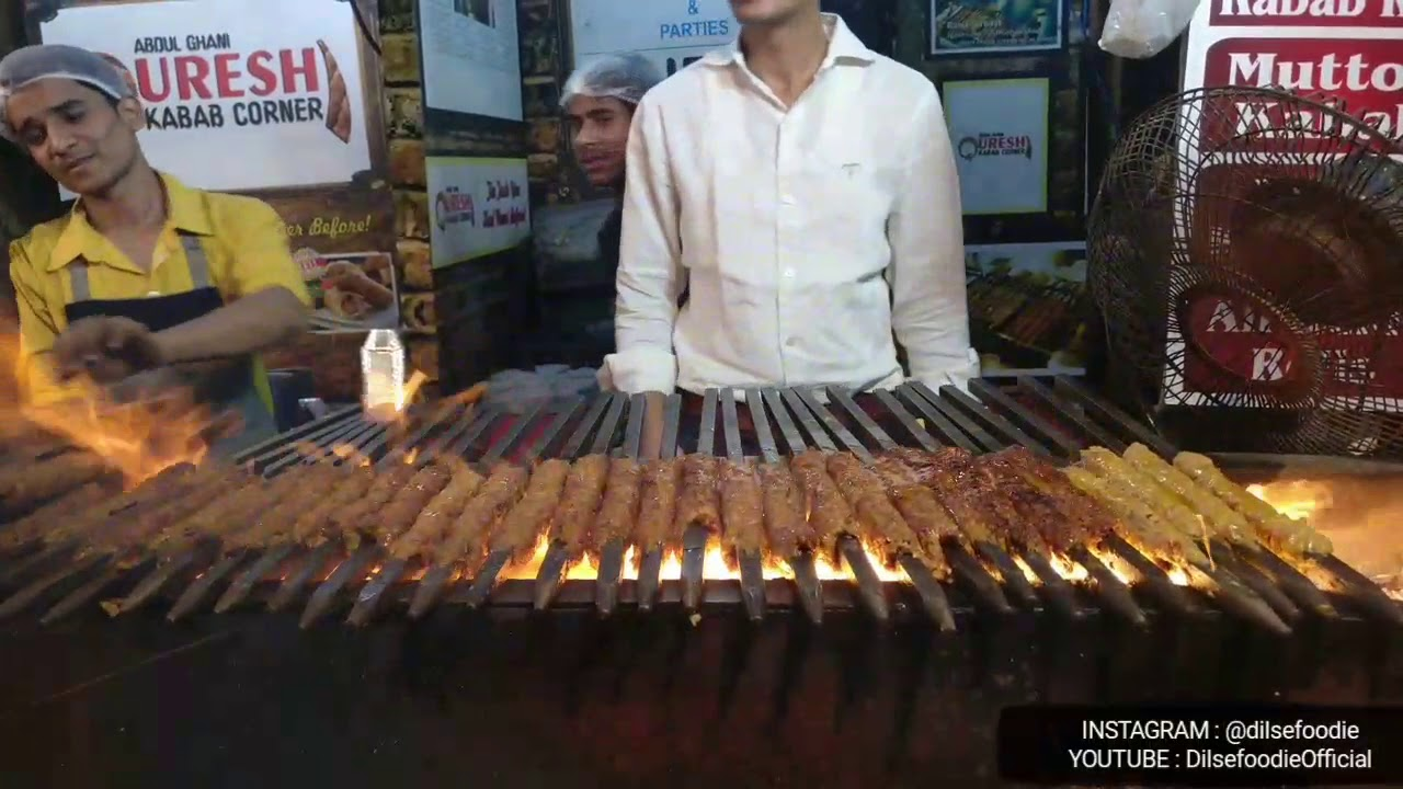 Image result for kebab corner delhi