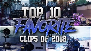 Red Rymm - My Top 10 Favorite Clips of 2018