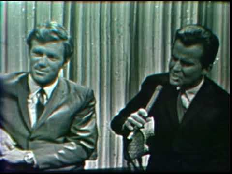 American Bandstand 1965- Interview Jeremy Slate