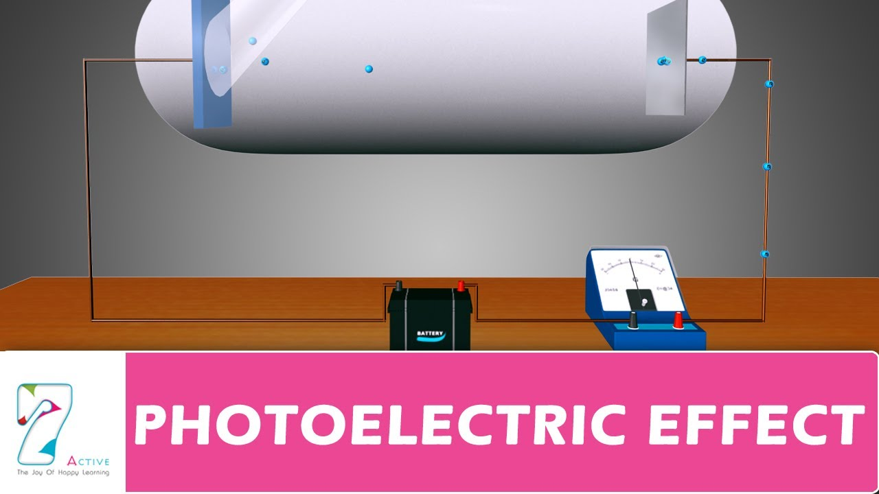 PHOTOELECTRIC EFFECT PART 02 YouTube