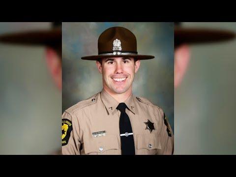 Body Of Slain ISP Trooper Returning To Waterloo, Illinois