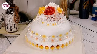 cake decorating bettercreme Whip'n Ice Vanilla (500) Học Làm Bánh Kem Nhanh Và Đẹp (500)